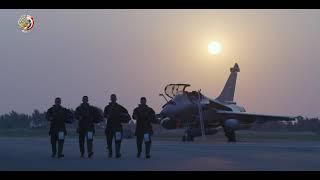 """القوات الجوية المصرية """"نسور السماء"""""""