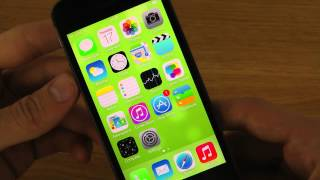 iPhone 5S iOS 7 0 2   NEW YouTube App 2 2 Update Change Video Quality Review