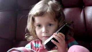 Cute Phone Conversation Between 3-year Olds ..
