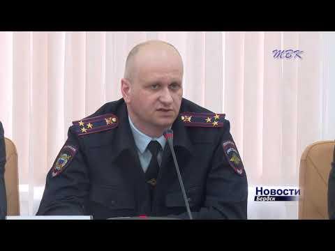 Шестерых нетрезвых жителей Бердска и пьяного байкера задержали полицейские 9 мая