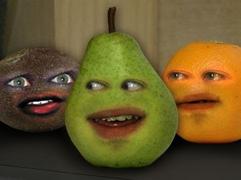 annoying orange toys pear - photo #25