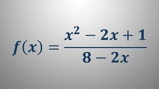Risanje grafa funkcije – primer 2