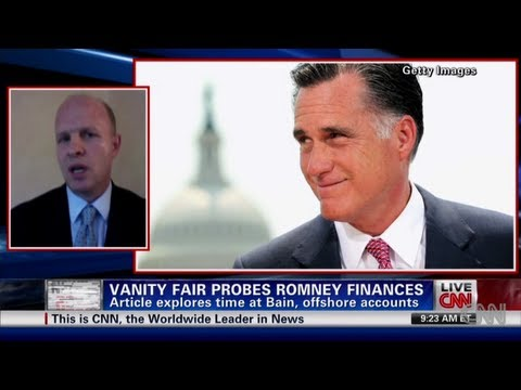 Why is Mitt Romney Hiding the Rest of His Tax Returns?