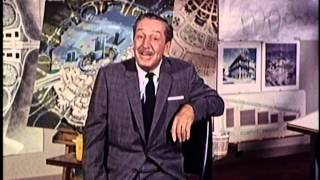 Walt Disney's original E.P.C.O.T / Florida film (1966) HD VERSION