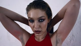 Gigi Hadid EXPLAINS Armpit Hair Mishap In Love Magazine Video