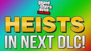 GTA 5 HEIST IS CONFIRMED! COMING IN GTA 5 1.18 (DLC UPDATE