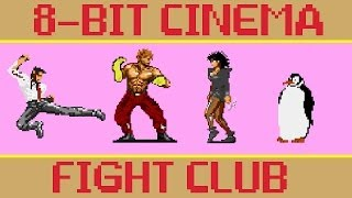 Fight Club: 8 Bit Cinema