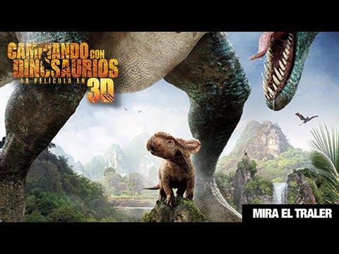 Caminando con Dinosaurios: La película en 3D | Subtitulado en Español HD