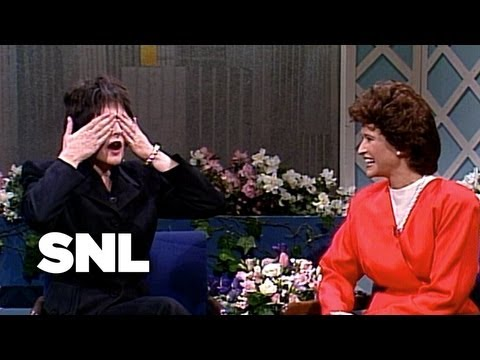 The Pat Stevens Show: Barbara Bush and Kitty Dukakis - Saturday Night Live