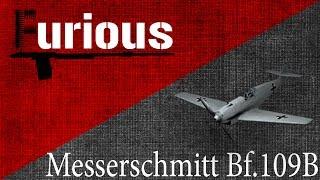 Bf109b. Нас не догонят.