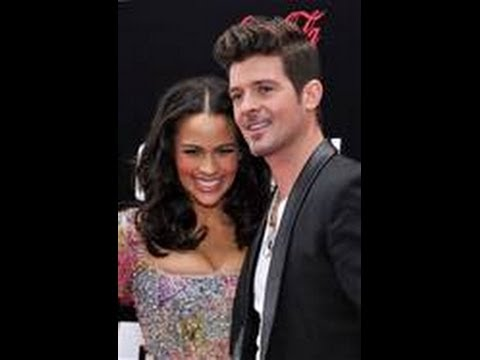 Paula Patton and Robin Thicke end their marriage