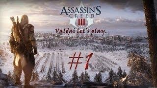Прохождение игры Assassin's Creed 3.