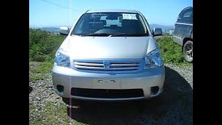 Toyota Raum 2004 года.avi