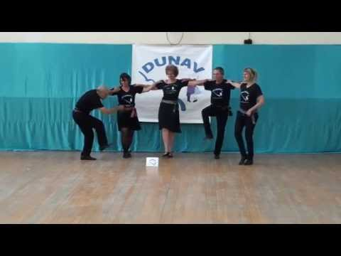 Makedonska Gajda, Gypsy folk dance