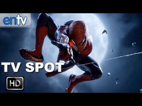 "The Amazing Spider Man TV Spot 5 [HD]: ""You're A Wanted Man"", Emma Stone & Andrew Garfield"