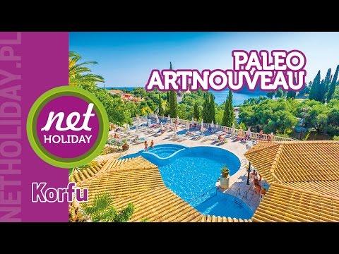 hotel Paleo ArtNouveau 4* - GRECJA Korfu - netholiday.pl