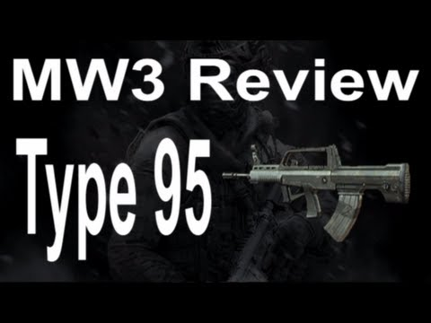 Type 95 - Assault Rifles - Modern Warfare 3 - # 14