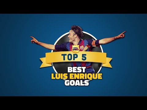 BFANS | Top5 - Best Luis Enrique Goals - Teaser