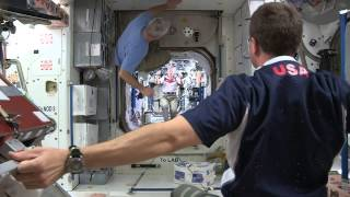 Astronauts to Watch World Cup Aboard Space Station