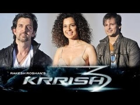 Krrish 3 THEATRICAL TRAILER LAUNCH