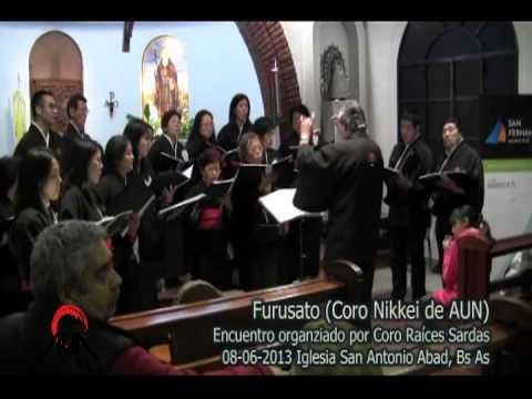 Furusato - Coro Nikkei (de AUN)