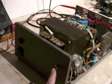 Pouls Power Supply Alimentation SL 40 sl40.300 3ac 400 V dc24v 40 A excellent état TESTED