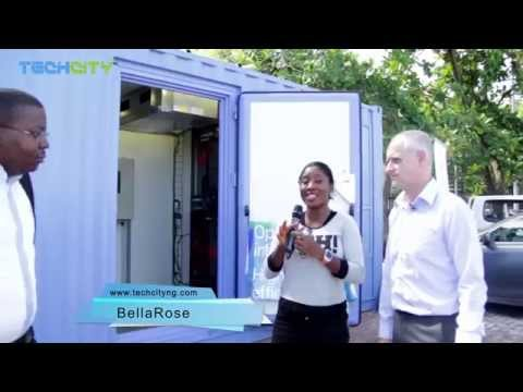 An Exclusive Coverage of IBM's Prefabricated Modular Data Center