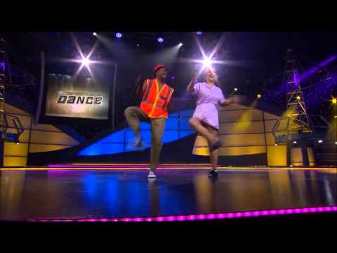 Pantsula by Gabriel and Nadine - So You Think You Can Dance South Africa 2013
