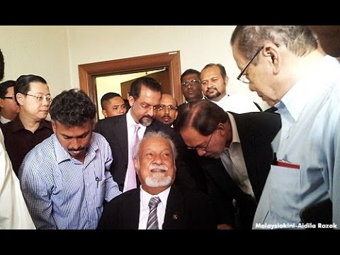 Karpal's last day in Parliament: