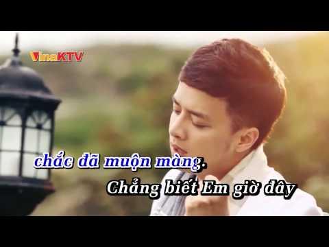 Cao Thai Son   Anh Sai Roi KARAOKE
