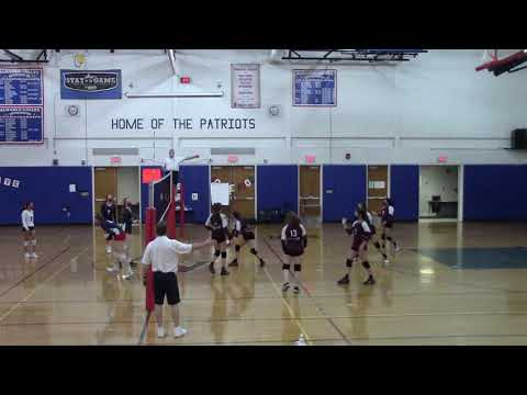 NCCS - AVCS Volleyball  4-28-21