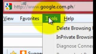 How To Change The Language Of Your Internet Explorer Browser