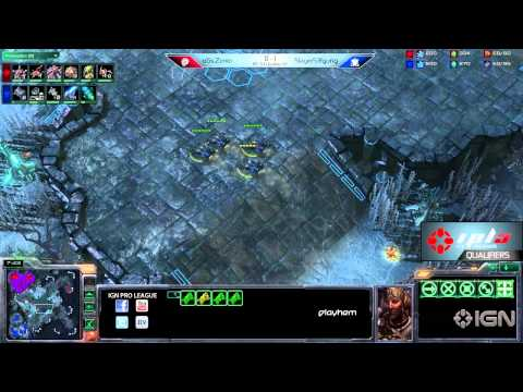 IPL 3 - Qualifier #2 - Round of 8 - Ryung vs Zenio - Game 2 of 3