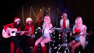 Blaxy Girls - Santa baby - cover (Acoustic Live Session)