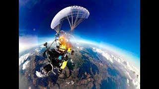 Altitude World Record - Trike Paramotor