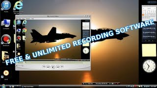 Free Windows Recording Software: No Banner & Unlimited