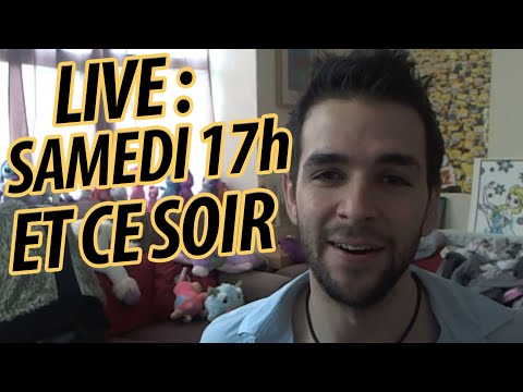 SKYYART - LIVE D'ANNONCE SAMEDI à 17H ♦ ET GAMEPLAY CE SOIR !