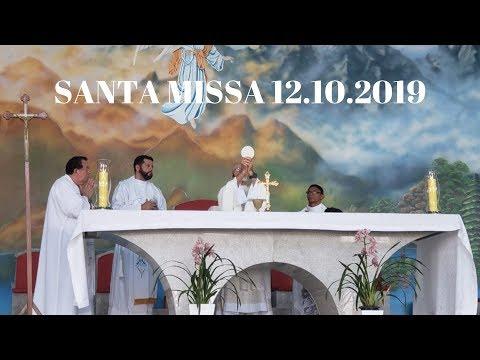 Santa Missa dia de Nossa Senhora Aparecida | 12.10.2019 | Padre José Sometti | ANSPAZ