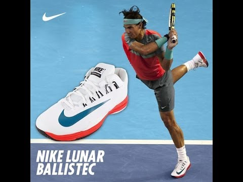 Roger Federer and Rafael Nadal | 2014 Australian Open Gear Guide | Tennis Express