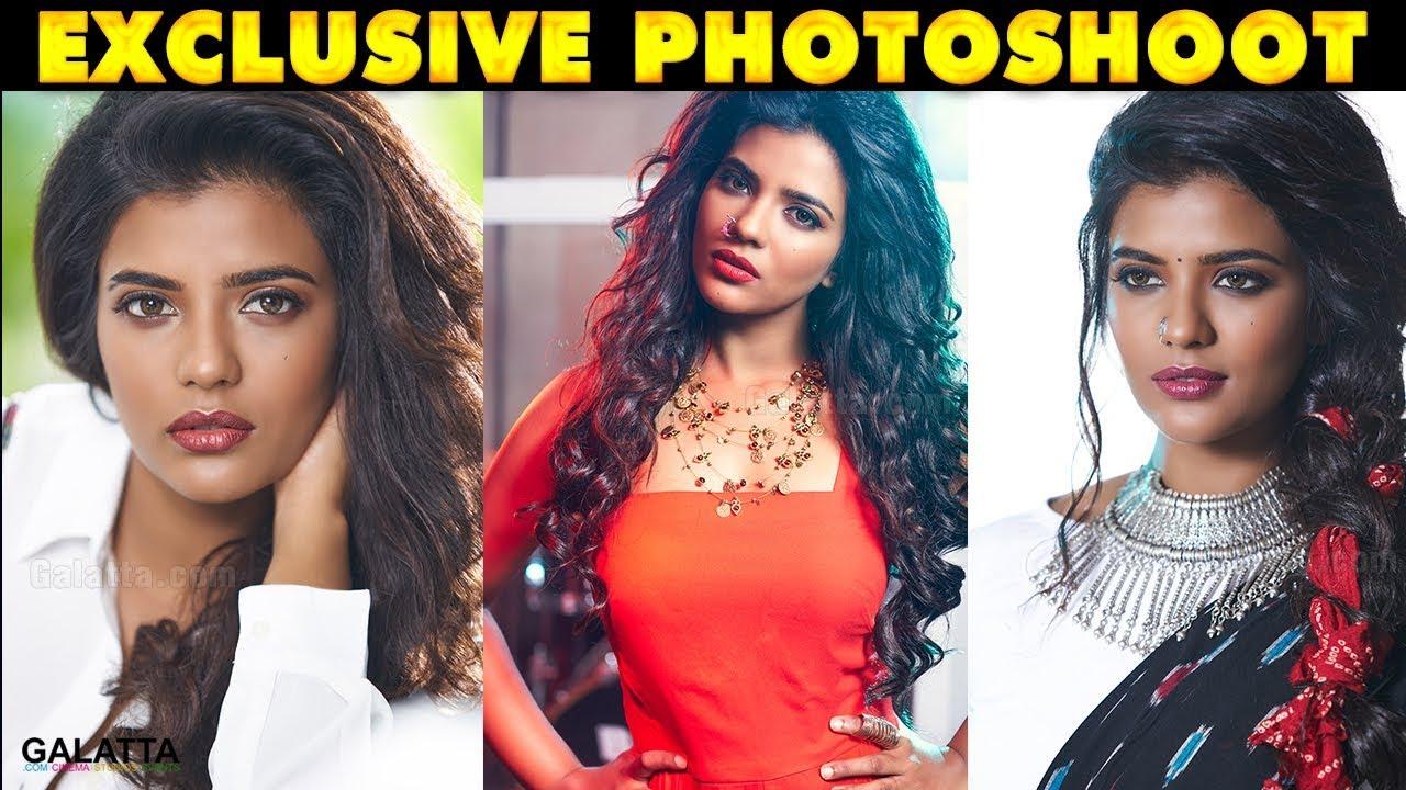 Sizzling and Svelte Aishwarya Rajesh Photoshoot Making   That1Too   Galatta Exclusive