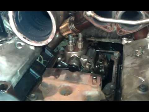 international dt466 engine fuel injector diagram 6 4l high pressure    fuel    pump  p0088  youtube  6 4l high pressure    fuel    pump  p0088  youtube