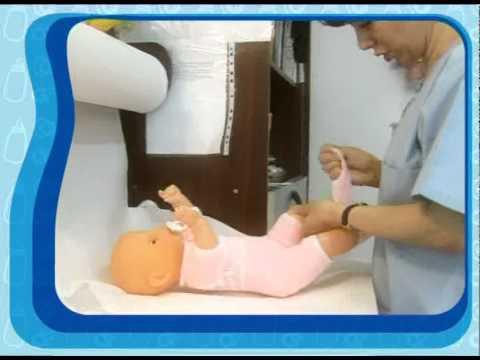 Masajul zilnic al bebelușului