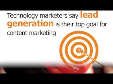 hqdefault 2014 B2B Technology Content Marketing Trends: Effectiveness, Production and Goals