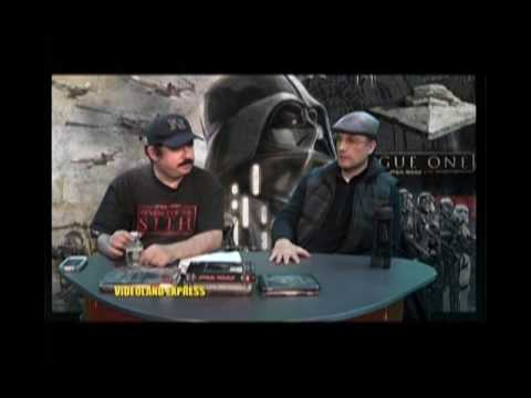 Videoland Express Live Rogue One Special
