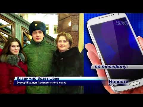 Лучшие нижегородцы отправятся служить вПрезидентский иСеменовский полки