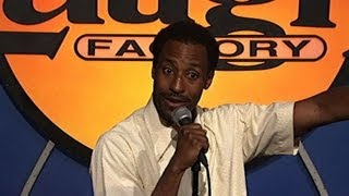 Laugh Factory: Dwayne Perkins: White People Dance Better