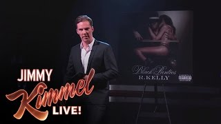 Benedict Cumberbatch Reads R. Kelly's Genius