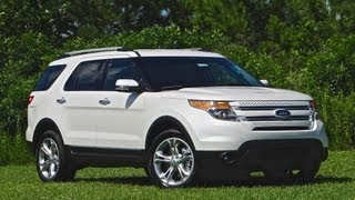 2014 Ford Explorer What's New?