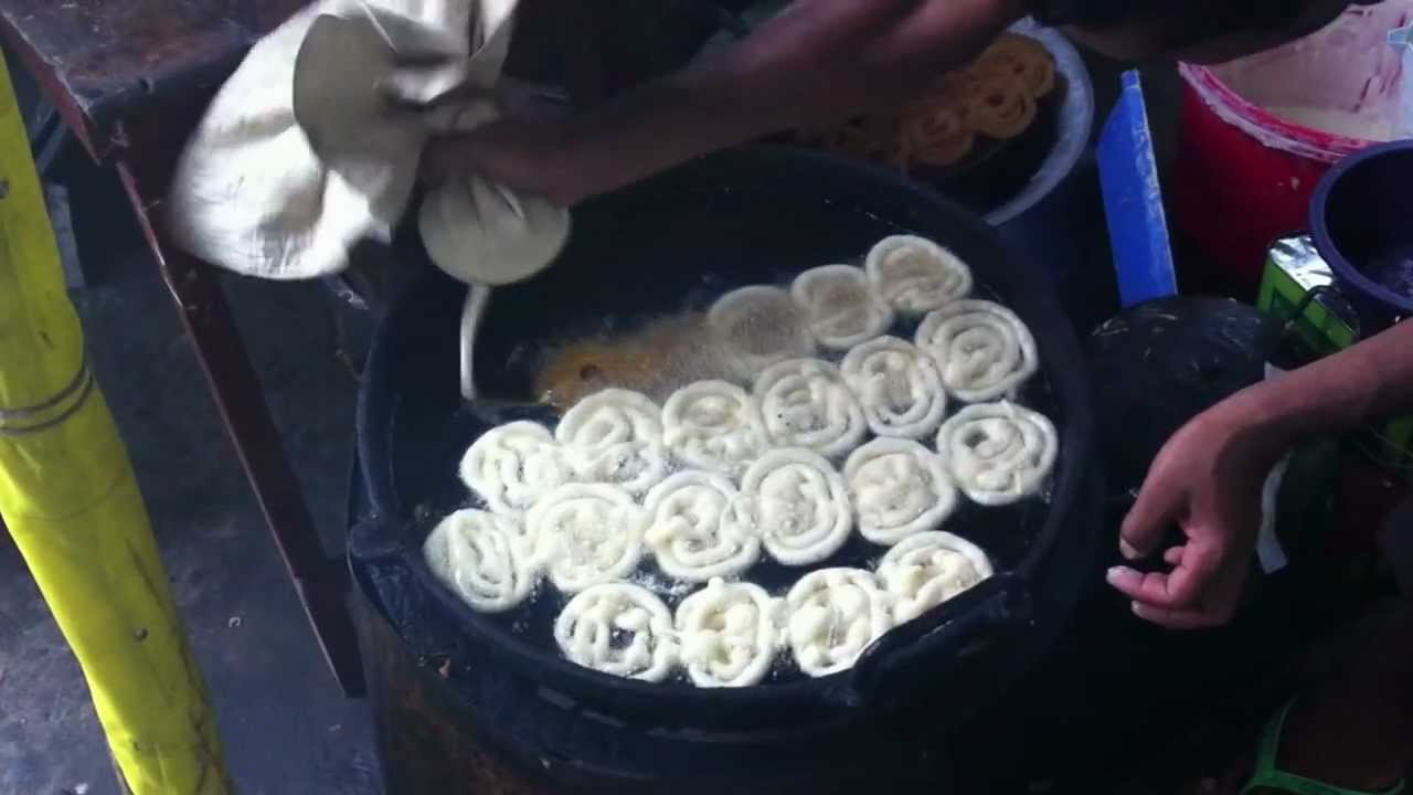 how to make jalebi in tamil