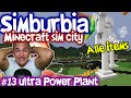 ☆ Minecraft Simburbia Let's Play #13 ☆ ULTRA POWER PLANT MATERIALIEN | Minecraft Sim City